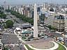 Av. 9 de Julio en Buenos Aires