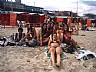 Playa en Santa Clara en Santa Clara del Mar